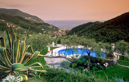 A casa di Roby Moneglia (SP) Liguria Italia