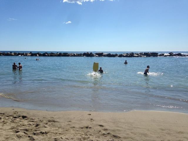 spiaggia moneglia
